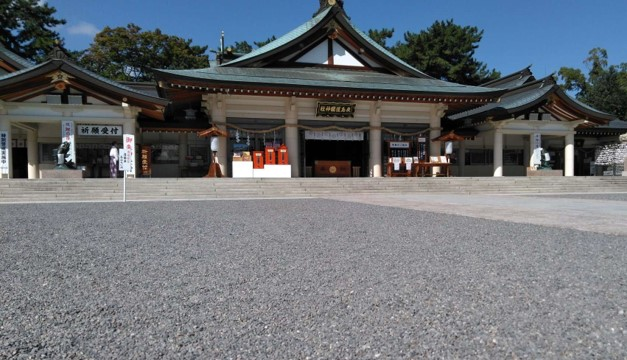 <p>廣島護国神社様</p>